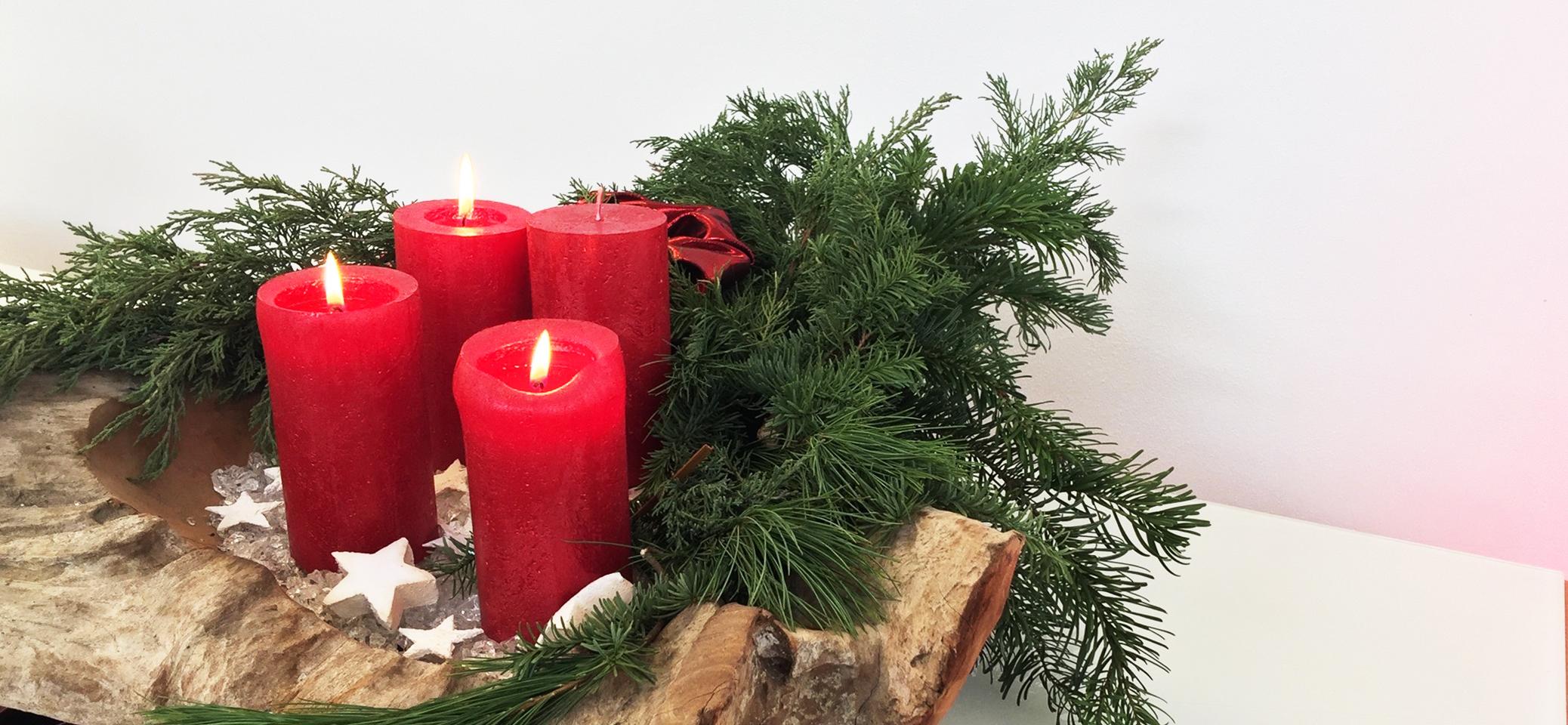 Herzliche Einladung zu unseren Weihnachts-Veranstaltungen!