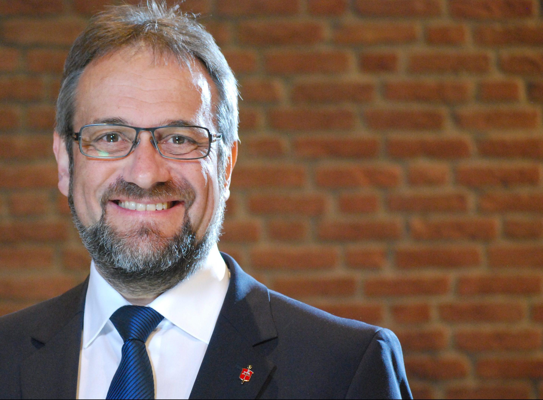Harald Rückert ist neuer Bischof der EmK