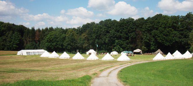 Das Zeltlager 2017 der EmK Marbach steht in den Startlöchern