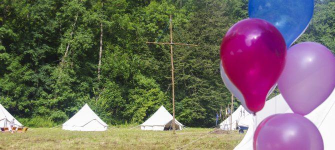 Nach dem Zeltlager …