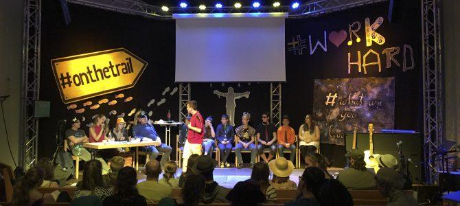 JAT-Rückblick – die Jugend-Aktionstage in der Erlöserkirche