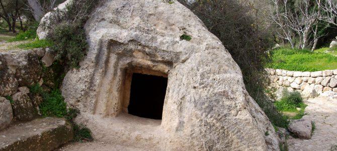 Leere Kirchen, leeres Grab – wir aber glauben an die Auferstehung!
