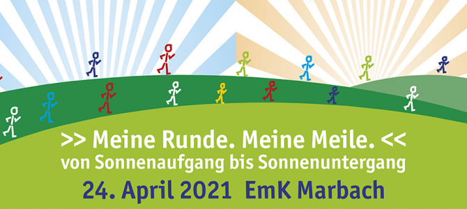 Meine Runde. Meine Meile. // 24. April 2021