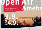 OpenAir & mehr am 3.-4. September